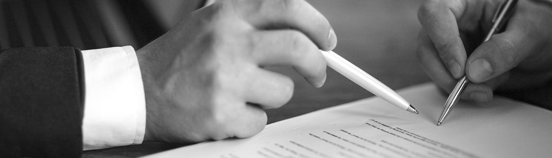 Notarielle Beurkundung, Vollzug und Beglaubigung – So ist der Ablauf eines Beurkundungsverfahren. Rechtsanwalt und Notar Klaus Heskamp Hannover.