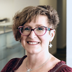 Martina Brauer, Rechtsanwalts- und Notarfachangestellte, gehört zum Team von Notar und Rechtsanwalt Klaus-Dieter Heskamp in Hannover.